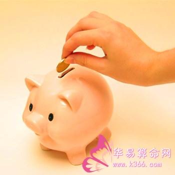 测测你能靠存钱发财吗