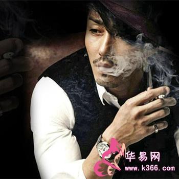 梦见一个男的在抽烟–苍谷堂插图