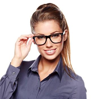 夢見戴眼鏡