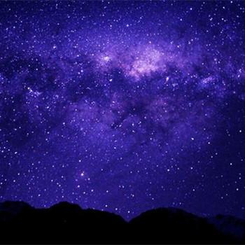 梦见星星入怀中