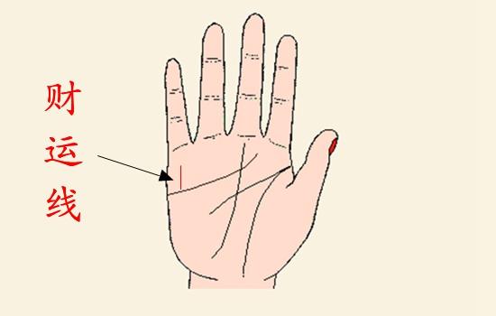 手相是中国的传统命理文化之一,从人手上的纹路