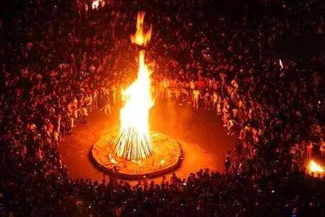 火把节不可以做什么事情 火把节和哪个历史有关