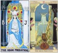 韦特塔罗女祭司(The High Priestess)对审判(Judgement)的启示