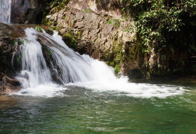 壁纸 风景 旅游 瀑布 山水 桌面 660_451