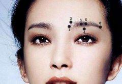 眉中长痣的女人面相怎么看?脸上吉痣都有什么?