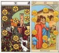 Tarot card forward and backward love meaning, analysis of Xingbi ten feelings and destiny