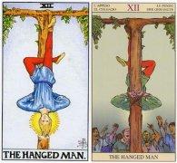 塔罗牌12倒吊人的代表人物与希腊神话故事