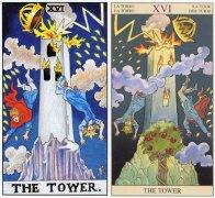 塔羅牌16高塔的代表人物與希臘神話故事