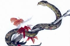 属蛇2013年天乙贵人是什么生肖?天乙贵人查法口诀?