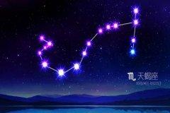 2021年1月份天蝎座星座運勢解析大全