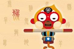 屬猴護身佛是大日如來嗎?文殊菩薩是誰的守護神