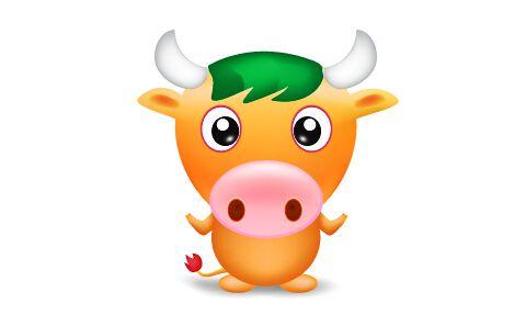 「屬牛」的圖片搜索結果